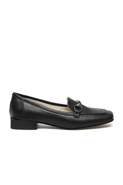 Butigo HİLARY 1FX Siyah Kadın Loafer Ayakkabı 101044079