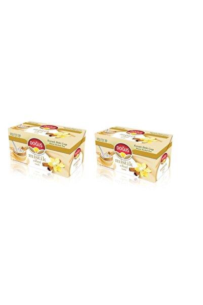 Doğuş Mistik Chai Sade Bitki Süzen Poşet Çay 20'li (x2 Adet)