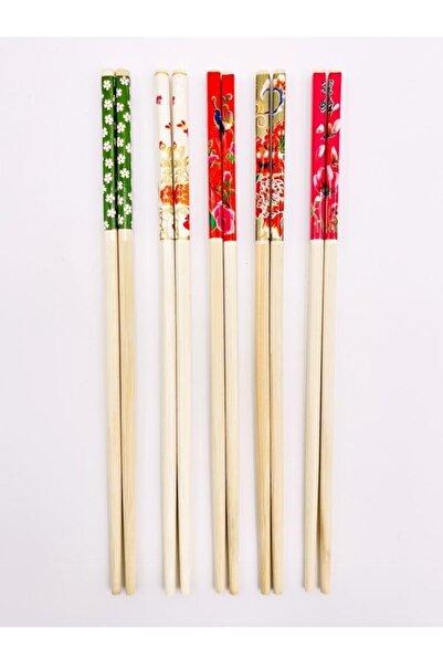 Kolpa Görkem Kore Bambu Chopstick