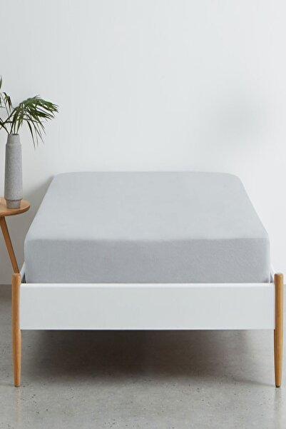 COTENCONCEPT Penye Kumaş Lastikli Fitted Çarşaf 4'lü 100x200 cm
