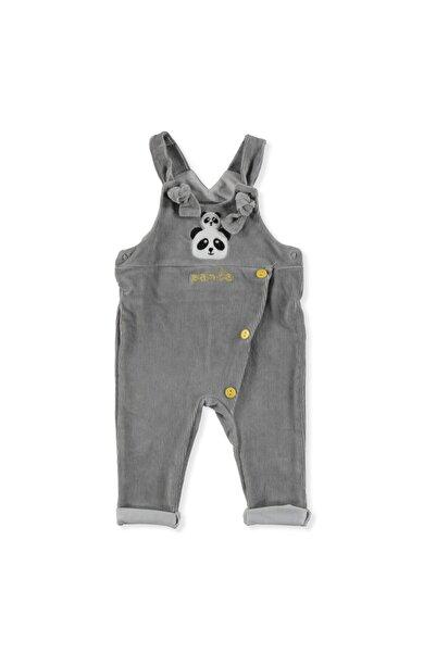 Cassiope Erkek Bebek Gr, Panda Pamuk Patiksiz Tek Salopet