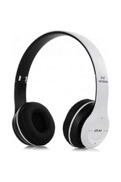 Japanex P47 Bluetooth Kulaklık Mp3 Fm Radyo Sd Kart Solo 2 Beats Model Kulaküstü