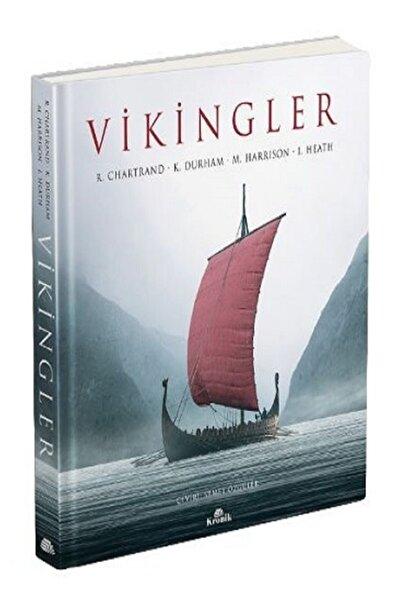 Kronik Kitap Vikingler (ciltli)