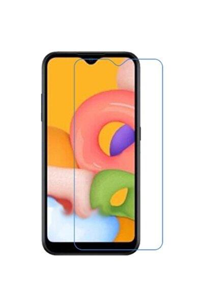 Samsung Galaxy A01 Ekran Koruyucu Nano Esnek Flexible Micro Temperli Kırılmaz Cam