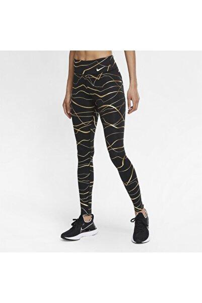 Nike Kadın Siyah Tayt Cu3333-010