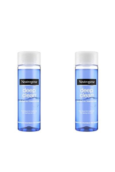 Neutrogena Deep Clean Göz Makyajı Temizleyicisi 125ml 2'li