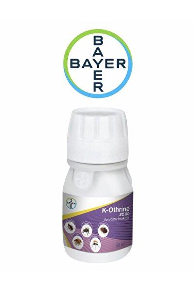 Bayer K-othrine Sc50 (konsantre) Kokusuz Genel Haşere Ilacı 50 Ml