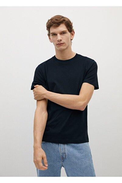 MANGO Man Organik Pamuklu Tişört