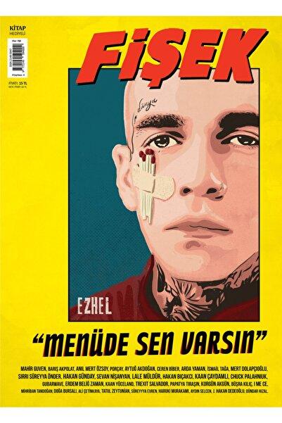 FİŞEK Dergi 1. Sayı