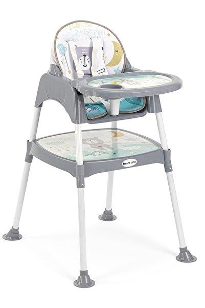 Pocket&Mama Çalışma Masalı Pedli Mama Sandalyesi