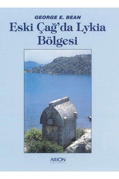 Arion Yayınevi Eski Çağ'da Lykia Bölgesi