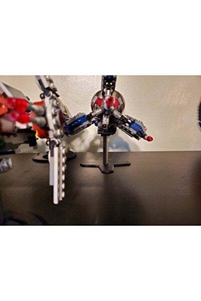 SudoCheap Lego X-wing 75102 Için Ekran Standı Organik Plastikten