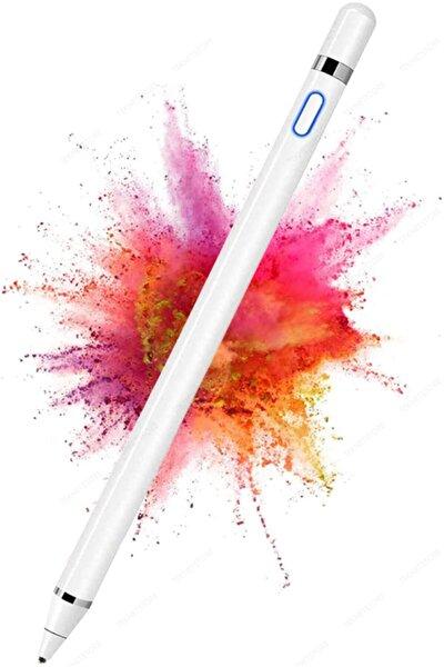 TEKNETSTORE Tüm Cihazlar ile Uyumlu Sensitivity Stylus Kapasitif Dokunmatik Kalem Çizim ve Tasarım Tablet Kalemi