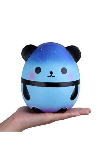 Şeker Ofisi Squishy Sukuşi Panda Jumbo Boy Galaxy Ponçikella Sevimli Oyuncak