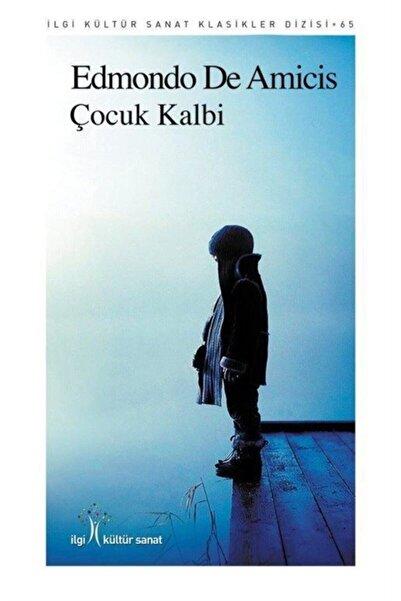 İlgi Kültür Sanat Yayınları Çocuk Kalbi