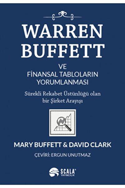Scala Yayıncılık Warren Buffett ve Finansal Tabloların Yorumlanması