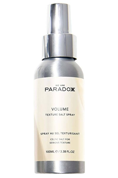 Weareparadoxx Volume Texture Salt Spray - Hacim Veren Saç Şekillendirici Vegan Deniz Tuzu Spreyi 100 ML