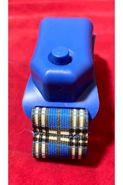 MADEPAZAR Mavi Renk Dezenfektan Bileklik 52 Kullanım