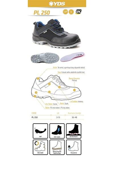 YAKUPOĞLU YDS Yds Pl 250 S1p Kompozit Burunlu Ve Tabanlı Iş Ayakkabısı