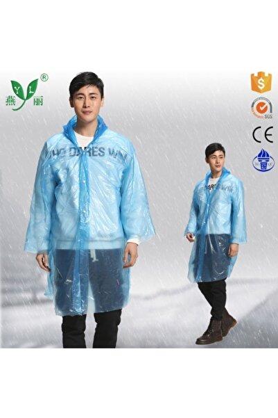 CMT Ince Şeffaf Yağmurluk