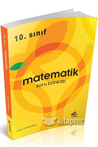Endemik Yayınları Endemik 10.sınıf Matematik Soru Bankası