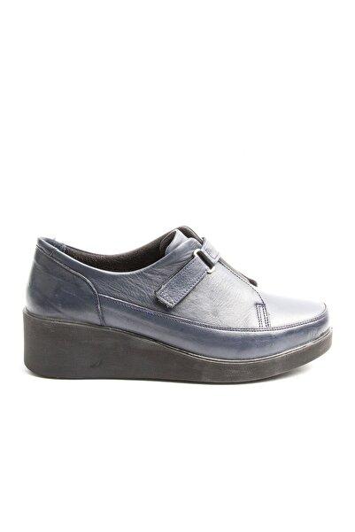 TOGO Tek Cırtlı Kadın Comfort Ayakkabı
