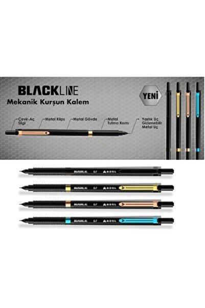 Adel Blackline Metal Kalem 0,7mm 1 Adet