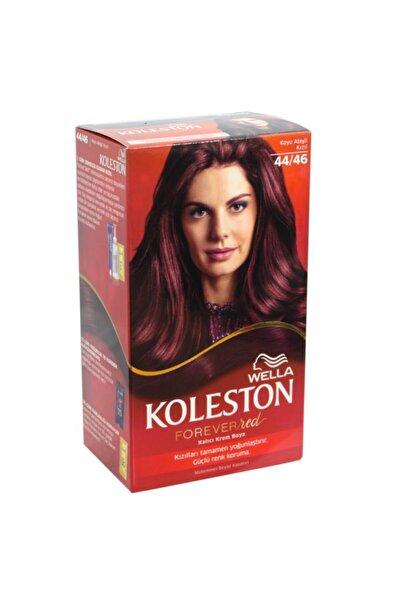 Koleston Özel Kızıllar Serisi 44/46 Koyu Ateşli Kızıl Set Saç Boyası