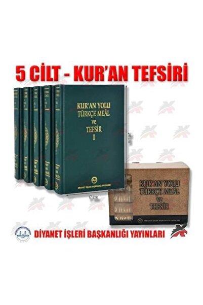 Türkiye Diyanet Vakfı Yayınları Diyanet 5 Cilt Kuran Yolu Tefsiri