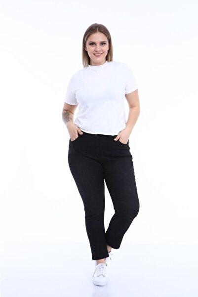 Bena Lisa E Collection Büyük Beden Anne Pantolon