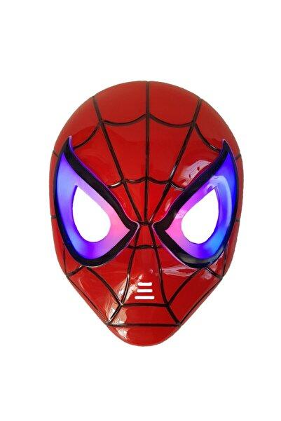 SPIDERMAN Örümcek Adam Işıklı Maske