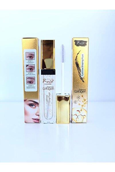 Roesıa Rose Cosmetics Collagen Besleyici Kaş Sabitleyici 9 ml