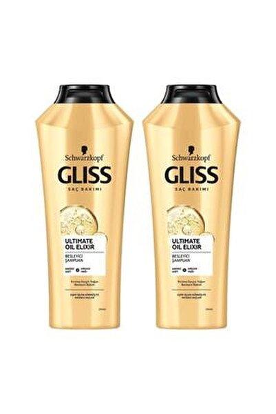 Ltimate Oil Elixir Besleyici Şampuan 360 ml 2'li