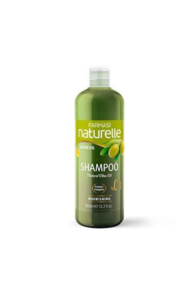 Farmasi Olıve Oıl Doğal Zeytinyağlı Şampuan 360 Ml