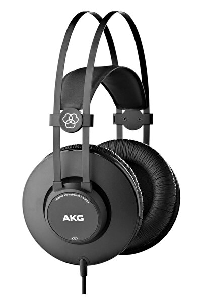 AKG K52 Profesyonel Stüdyo Kulaklık