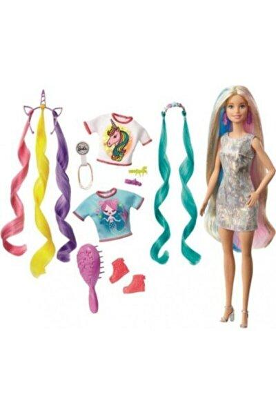Barbie Barbie Sonsuz Saç Eğlencesi Bebeği