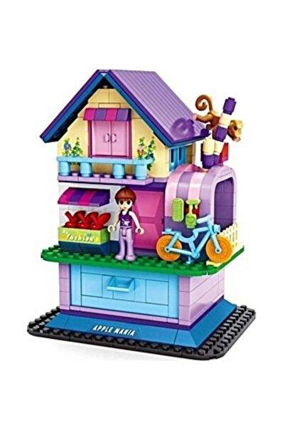Bircan Oyuncak Lego Bricks 388 Parça Peri Seti