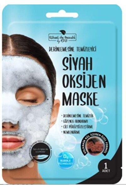 Rituel De Beaute Oksijen Maske 3'lü