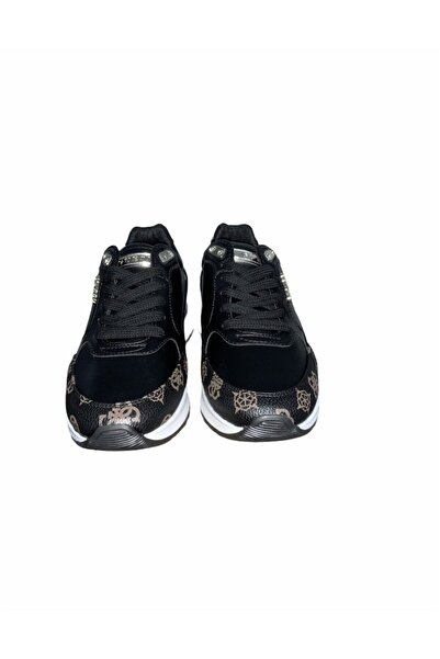 Guess Kadın Siyah Moxea Ayakkabı Fl5mo9fal12-blkbr