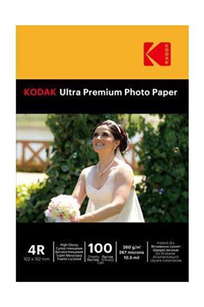 Kodak Ultra Premium Glossy,parlak 10x15 260gr/m² Fotoğraf Kağıdı