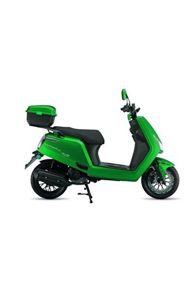 Falcon Motosiklet Techno 50cc Scooter Yeşil