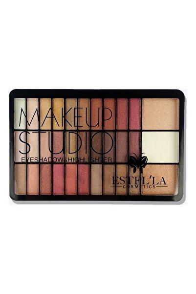 Estella Makeup Studio Far Paleti - B