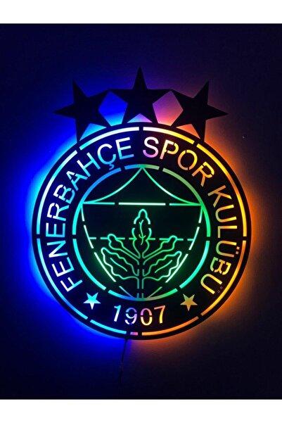 dekoraven Fenerbahçe Led Işıklı Tablo