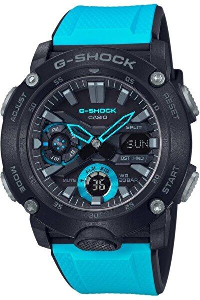 Casio G-Shock Erkek Kol Saati GA-2000-1A2DR
