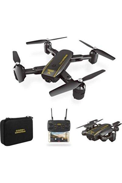 Corby Cx015 Wifi 1080p Kameralı Katlanabilir Drone + Akıllı Saat