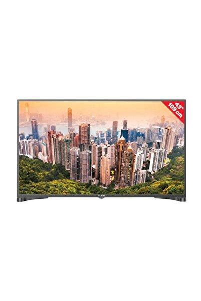"""Hi-Level HL43DLK13 43"""" 109 Ekran Uydu Alıcılı Full HD Smart LED TV"""