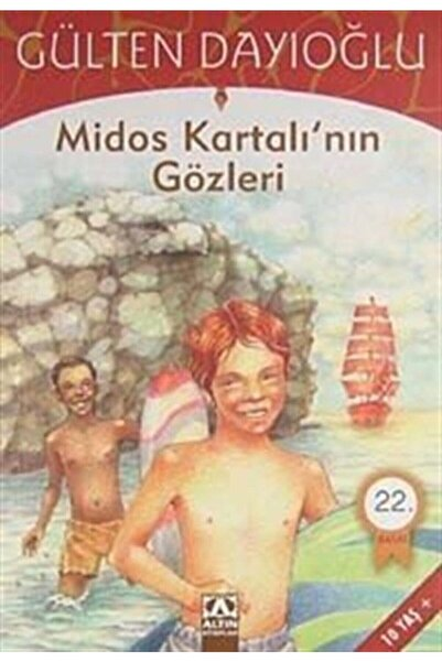 Altın Kitaplar Midos Kartalının Gözleri