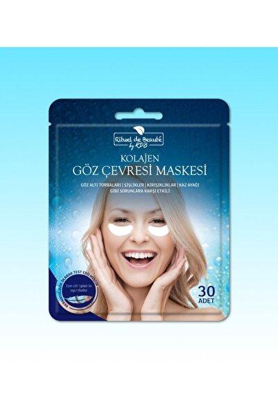 Rituel De Beaute Kolajen Göz Çevresi Maskesi 30 Adet