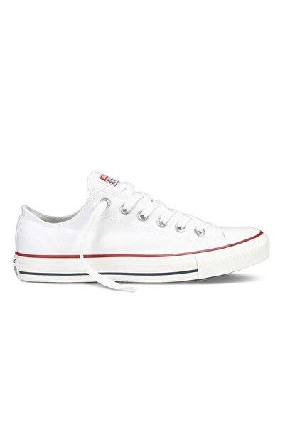 converse Kadın Beyaz Sneaker M7652c Chuck Taylor All Star Optıcal White Canvas