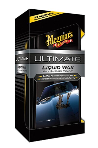 Meguiars 18216 Ultimate Liquid Wax Boya Koruyucu Su Kaydırıcı Sıvı Cila